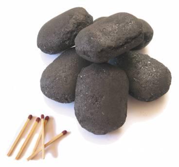Blaze briquettes