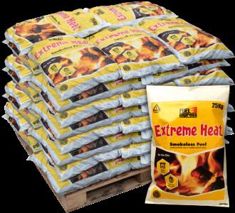 Extreme Heat Smokeless 1 tonne pallet