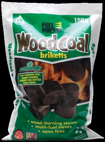 Woodcoal 15Kg