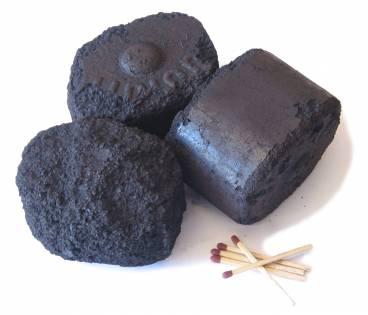 Firelite briquettes