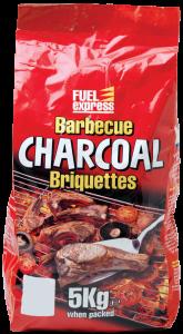 Charcoal briquettes 5Kg