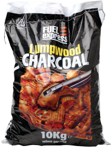 10kg Lumpwood Charcoal