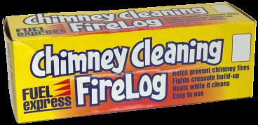 Chimney Cleaning FireLog