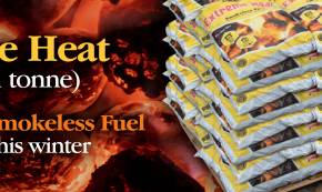 Extreme Heat smokeless fuel