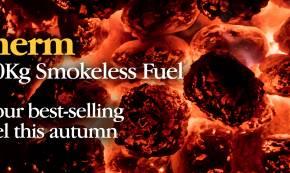 Supertherm smokeless fuel